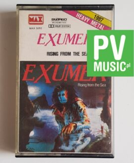 EXUMER RISING FROM THE SEA audio cassette