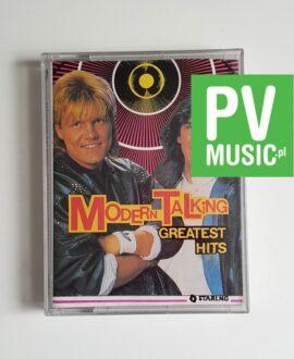 MODERN TALKING GREATEST HITS (second tape) druga kaseta
