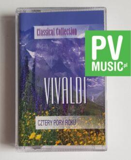 VIVALDI CZTERY PORY ROKU audio cassette