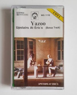 YAZOO UPSTAIRS AT ERIC'S audio cassette