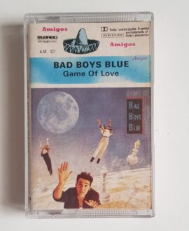 BAD BOYS BLUE GAME OF LOVE audio cassette