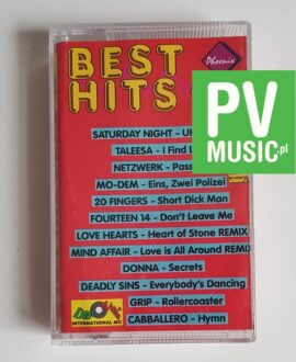 BEST HITS 19 MO-DEM, TALEESA..audio cassette