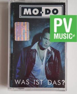 MO-DO WAS IST DAS? audio cassette