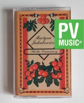 MARTYNA JAKUBOWICZ SKÓRKA POMARAŃCZY audio cassette
