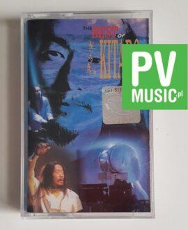 KITARO THE BEST OF KITARO audio cassette