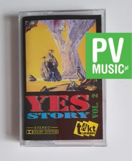 YES STORY vol.2 audio cassette