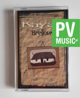 SOUNDMAKERS KAYAH & BREGOVIC ŚPIJ KOCHANIE, ŚPIJ audio cassette