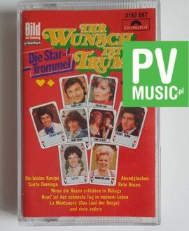 DIE STAR TROMMEL  KAREL GOTT, MAX GREGER..audio cassette