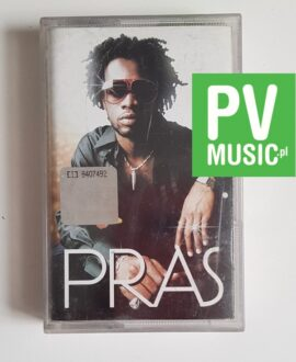 PRAS GHETTO SUPERSTAR audio cassette