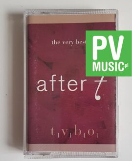AFTER 7 THE VERY BEST OF audio cassette