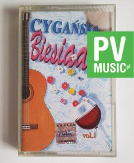 CYGAŃSKA BIESIADA VOL.1 audio cassette