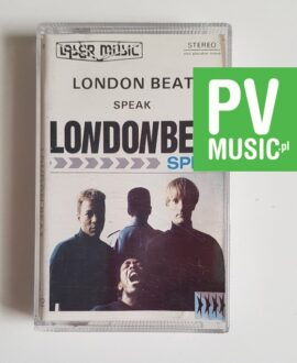 LONDONBEAT SPEAK audio cassette