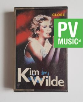 KIM WILDE CLOSE audio cassette