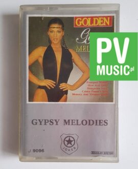 GYPSY MELODIES GOLDEN audio cassette