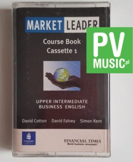 MARKET LEADER UPPER INTERMEDIATE BUSINESS ENGLISH audio cassette