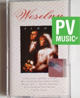 WESELNY ALBUM BIAŁY MIŚ..audio cassette