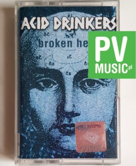 ACID DRINKERS BROKEN HEAD audio cassette