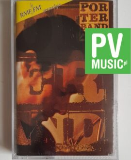 PORTER BAND '99 audio cassette