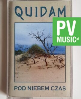 QUIDAM POD NIEBEM CZAS audio cassette