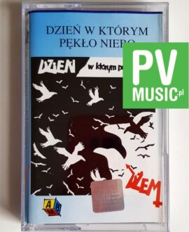 DŻEM DZIEŃ W KTÓRYM PĘKŁO NIEBO audio cassette