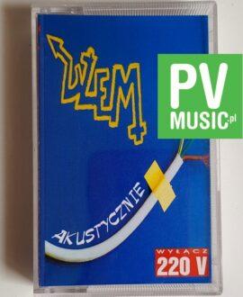 DŻEM AKUSTYCZNIE audio cassette