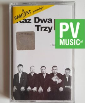 RAZ DWA TRZY I TAK WARTO ŻYĆ audio cassette