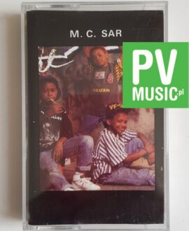 M.C. SAR IT'S ON YOU audio cassette