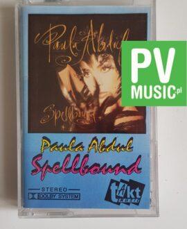 PAULA ABDUL SPELLBOUND audio cassette