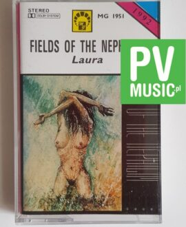 FIELDS OF THE NEPHILIM LAURA audio cassette