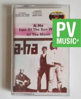 A-HA EAST OF THE SUN WEST OF THE MOON audio cassette