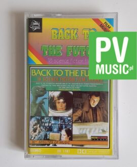 BACK TO THE FUTURE SOUNDTRACK - FILM MUSIC audio cassette