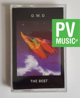 O.M.D. THE BEST audio cassette