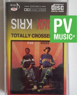 KRISS KROSS TOTALLY CROSSED OUT audio cassette