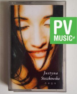 JUSTYNA STECZKOWSKA NAGA audio cassette