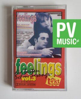 FEELINGS vol.3 LIONEL RICHIE, GARY MOORE..audio cassette