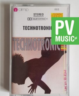 TECHNOTRONIC TECHNOTRONIC audio cassette