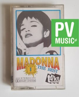 MADONNA THE BEST I audio cassette