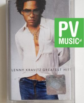 LENNY KRAVITZ GREATEST HITS audio cassette