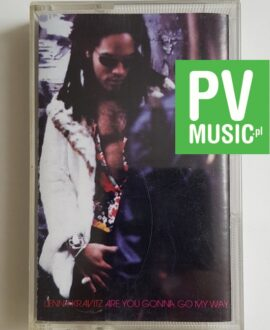 LENNY KRAVITZ ARE YOU GONNA GO MA WAY audio cassette