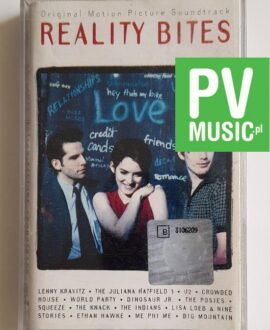 REALITY BITES SOUNDTRACK audio cassette
