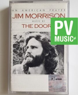 JIM MORRISON MUSIC BY THE DOORS audio cassette
