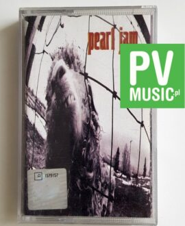 PEARL JAM VS audio cassette