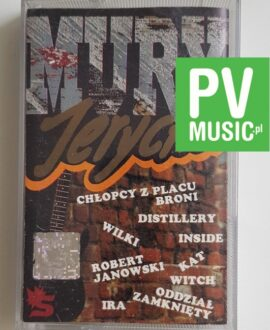 MURY JERYCHA KAT, IRA, WILKI.. audio cassette
