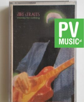 DIRE STRAITS MONEY FOR NOTHING audio cassette