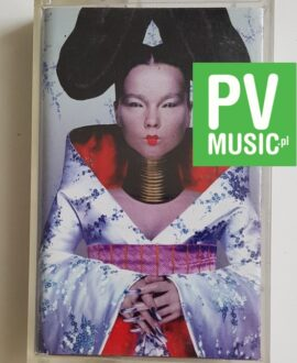 BJORK HOMOGENIC audio cassette