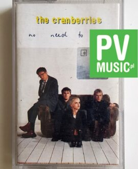 THE CRANBERRIES NO NEED TO ARGUE audio cassette