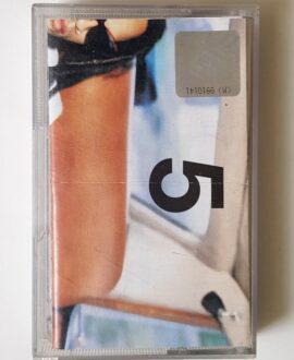 LENNY KRAVITZ 5 audio cassette