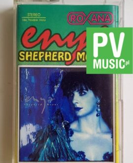 ENYA SHEPHERD MOONS audio cassette