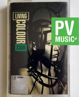 LIVING COLOUR STAIN audio cassette