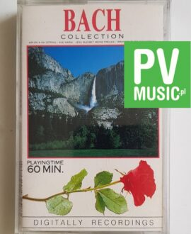 BACH COLLECTION audio cassette